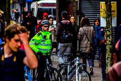 Policía Bici (Garimba Rekords) Tags: londres london england inglaterra uk policia police