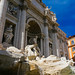 The Trevi Fountain / Der Trevi-Brunnen