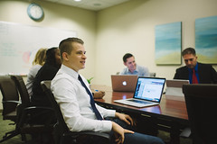 Business Meeting (amtec_photos) Tags: business meeting conferenceroom young millennials planning goalsetting