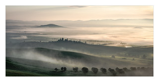 Orcia's First Light