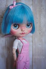 FA - Birdie (OOAK Blythe doll)