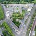 Luftbild: Aachener Straße und Melatengürtel