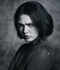 *** (Valentyn Kolesnyk (ValeKo)) Tags: pentax people portrait k3 light line look girl 50mm pentaxflickraward