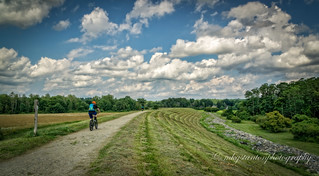 Cycling and Clouds