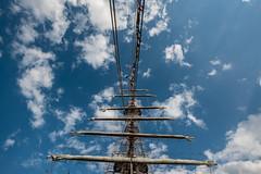 BAP-Union-Hamburg-10 (MoWePhoto.de) Tags: hamburg hafen bap union schiff segelschiff viermaster mast segel takelage