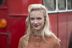 20170812_116 - Danielle (David-Hall) Tags: crich 1940s girl danielle