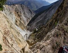 Illgraben erosion site (Unliving Sava) Tags: wallis erosionsite alps hiking schweiz zwitserland switzerland2017 illgraben switzerland valdanniviers mountains suisse valais alpen chandolin