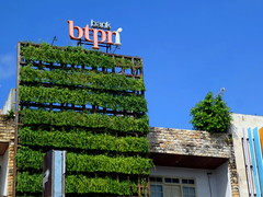 Rambat Besi (Ya, saya inBaliTimur (leaving)) Tags: denpasar bali building gedung architecture arsitektur buildingfacade