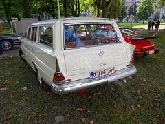 Mercedes (Jack 1954) Tags: car ancêtre old mercedes classiccar