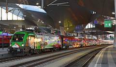 1116 159 ÖBB ( 150 Jahre Brennerbahn ) (vsoe) Tags: eisenbahn bahn züge lok österreich austria railway railroad train engine öbb
