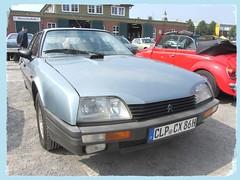 Citroën CX 25 RD Turbo, 1986 (v8dub) Tags: citroën cx 25 rd turbo 1986 allemagne deutschland germany niedersachsen cloppenburg french pkw voiture car wagen worldcars auto automobile automotive youngtimer old oldtimer oldcar klassik classic collector