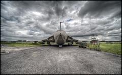 Victor (Darwinsgift) Tags: victor tanker yorkshire aircraft museum air nikon d850 nikkor 19mm f4 pc e tilt shift tiltshift runway york hdr