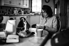 Untitled (agataurbaniak) Tags: leica m monochrom leicamonochrom typ246 type246 246 monochromatic blackandwhite carlzeiss planart250zm planar 50 50mm 50mm2 50mmf2 zm planart250 people person portrait digital rangefinder
