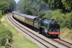 777 Kinchley Lane GCR 220717 J Neave (John Neave) Tags: railway locomotive greatcentralrailway
