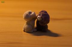 crazy couples #SmileOnSaturday (Argentarius85) Tags: nikond5300 sigma105mmf28exdgoshsm smileonsaturday crazycouples makro macro nahaufnahme figuren figures