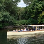 Cruising the River Avon at Stratford. thumbnail