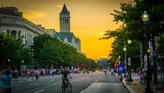 2017.08.13 Charlottesville Candlelight Vigil, Washington, DC USA 8108
