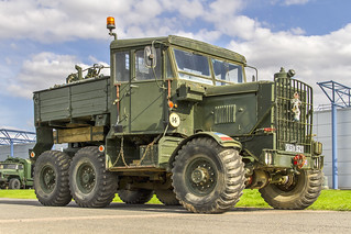 Scammell 1947 Explorer Recovery Unit
