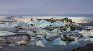 Ice/Glacier/Mountains-Iceland