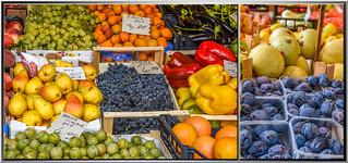 Fruits At The Rialto Market