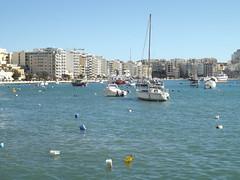 Marsamxett Harbour, Sliema, Malta (Norbert Bánhidi) Tags: malta sliema tassliema malte мальта málta