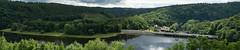 Talsperre Burgkhammer (gerhardschorsch) Tags: sony zeiss za 55mm fe55mm fe55mmf18za f18 panorama landschaft landscape available a7r burgk