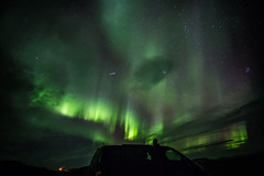 Northern Night Lights (West Leigh) Tags: iceland north northernlights auroraborealis aurora travel van watch wonder explore dream discover freedom roam night peace wanderlust wander nordic adventure beauty nature naturalbeauty arctic