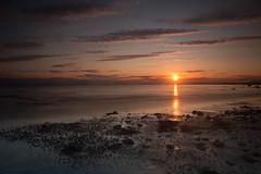 Worm Casts (jillyspoon) Tags: explore wormcasts portwilliam scotland sea southwestscotland sunset seaside eos evening canon canon70d canon1755mm 1755mm machars wigtownshire water irishsea sky leefilters