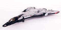 Seraphim (Corvin Stichert) Tags: lego plane aircraft seraphim jet strategic reconnaissance spy