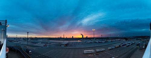 Rostock Hafenpanorama
