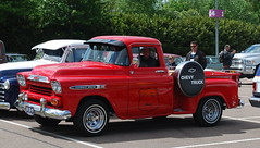 1959 Chevrolet 3100 PickUp BE-26-41 (Stollie1) Tags: 1959 chevrolet 3100 pickup be2641 muiden