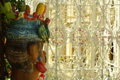 Sicilia_2016 (Nd3gnU - (Giulio Gambino)) Tags: sicilia16 mare ragusa ibla modica marzamemi circolo conversazione sedie tramonto spiaggia alberi sicilia italia sicily italy sea barca palazzi barocco pietra tufo sole luna piena