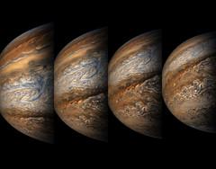 Juno's Eighth Close Approach to Jupiter (NASA's Marshall Space Flight Center) Tags: nasa marshall space flight center msfc jet propulsion laboratory jpl solar system juno jupiter