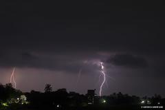 lighting (geniusgoswami) Tags: geniusgoswami travellergenius nature lighting amazingshot thunder travel sky monson monsonmagic night nightsky