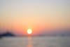 DSC_0874 (TCPuniverse) Tags: sky sun sunny light dusk down sunrise sunset blurry horizon sea ocean güneş ufuk günbatımı güneşdoğuşu deniz