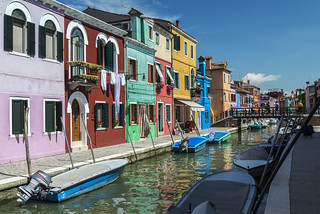 Postcard from Burano