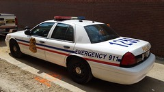 Columbus Police CVPI (Central Ohio Emergency Response) Tags: columbus ohio police cvpi ford crown victoria