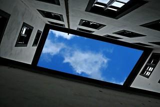 the sky over bratislava (bratislava, slovakia)