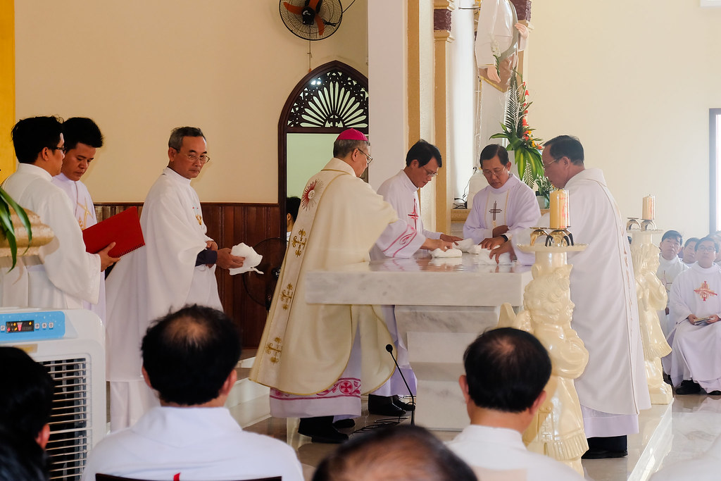 Thánh lễ tạ ơn khánh thành nhà thờ Hòa Cường – Giáo phận Đà Nẵng - Ảnh minh hoạ 35