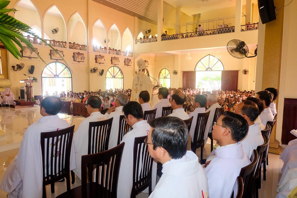 Thánh lễ tạ ơn khánh thành nhà thờ Hòa Cường – Giáo phận Đà Nẵng - Ảnh minh hoạ 25