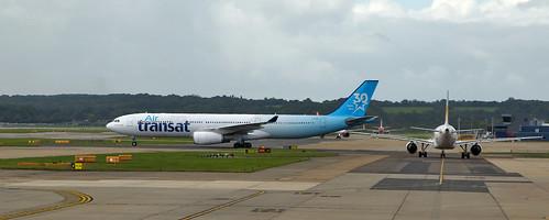 Air Transat / Airbus A330-300 / C-GTSO