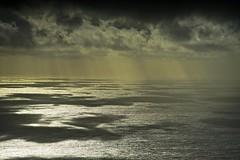 Achill, Co. Mayo. (Mark Waldron) Tags: achill mayo ireland wildatlanticway atlantic ocean sea clouds shadows shafts sunlight endless