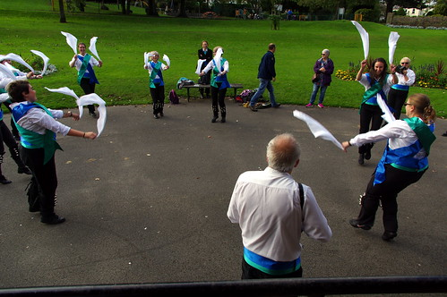 16.9.17 Waters Green and Adlington Morris in Macclesfield 60
