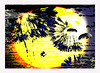 Collage 22 na (rainerwiegand1) Tags: collage blume sonne overlay