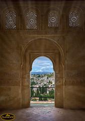 Alhambra - 4 (PictureJem) Tags: