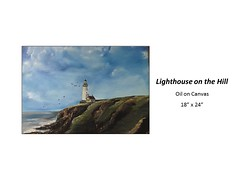 """Lighthouse on the Hill • <a style=""""font-size:0.8em;"""" href=""""https://www.flickr.com/photos/124378531@N04/37188252705/"""" target=""""_blank"""">View on Flickr</a>"""
