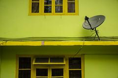 Sikkim, India (David Ducoin) Tags: abstract art asia green grenn himalaya india sikkim stilllife window gangtok in