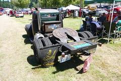 1946 Studebaker M5 (bballchico) Tags: 1946 studebaker m5 truck billetproof carshow franktoftemark resurrectedrust