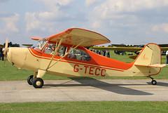 G-TECC (GH@BHD) Tags: gtecc aeronca7acchampion aeronca7ac aeronca champion laa laarally laarally2017 sywellairfield sywell aircraft aviation
