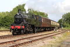46521 Swithland GCR 220717 J Neave (John Neave) Tags: railway locomotive greatcentralrailway